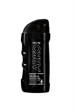 Arko Men Tıraş Kolonyası Black Edition 250 Ml
