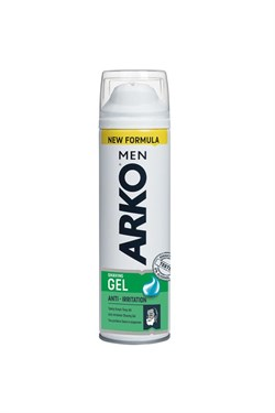 Arko Traş Jeli Anti Irritation 200 Ml