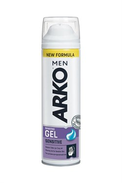 Arko Traş Jeli Sensitive 200 Ml